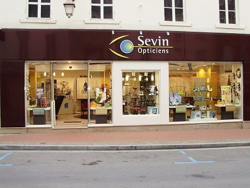 Sevin opticiens carentan - Normandie - Manche