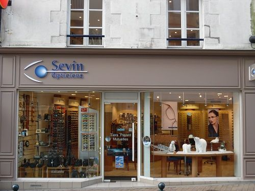 Sevin opticiens Granville - Normandie - Manche
