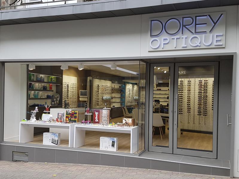 Dorey optique - Normandie - Orne